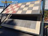 Concrete Pavers 200x100 Walkway