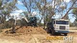 Earth moving business for sale