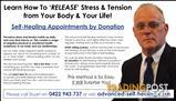 Advanced Self-Healing Appointments by Donation - Sydney