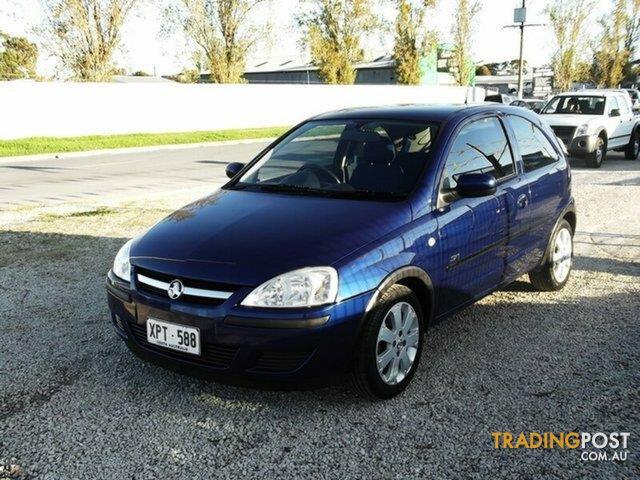 2003 Holden Barina SXI XC Hatchback