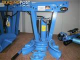 Pipe bender Air/Hydraulic 12 Ton (O2601Q)