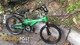 Kawasaki bmx bike