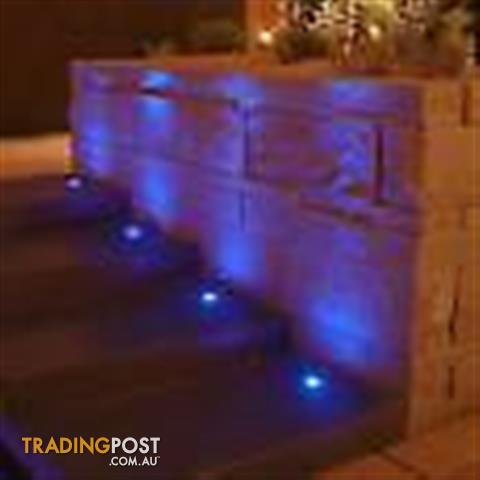 Quality 60mm LED Decking & Eaves lights at low price