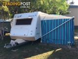 2003 Jayco Heritage 18.6 Caravan