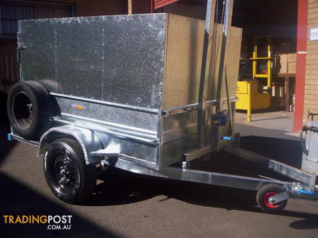 CITY-T 7X5 SHEET PANEL TIPPER