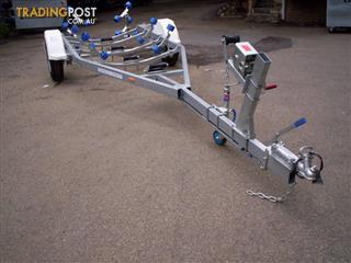trailer city 18 ft boat trailer