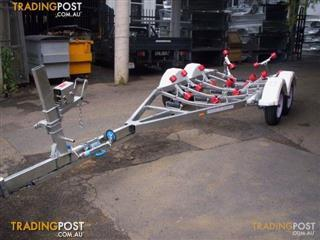 trailer city  20ft  boat trailer