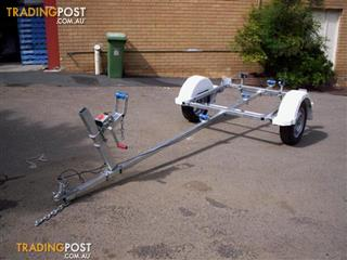 trailer city 12 ft sq boat trailer