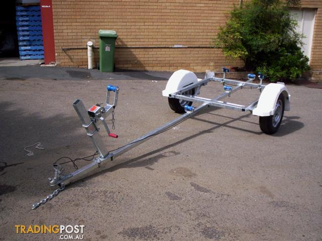 trailer city 12 ft sq boat trailer for sale in Rydalmere NSW | trailer city 12 ft sq boat trailer