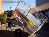 trailer city  winch tipper  trailers