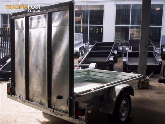 lawnmowing trailer 2021