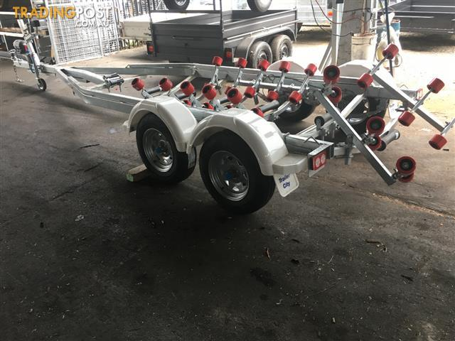 22-23ft boat trailer