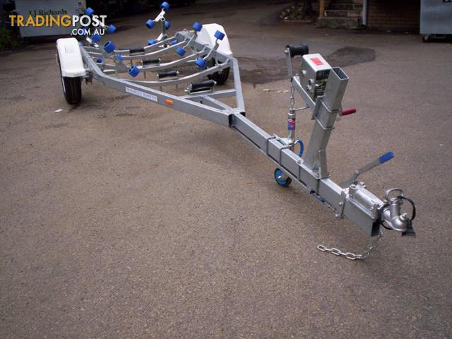 trailer city 16 to 17 ft boat trailer