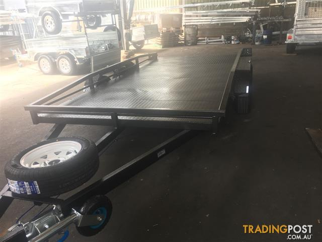 14ft x 6.6ft car trailer