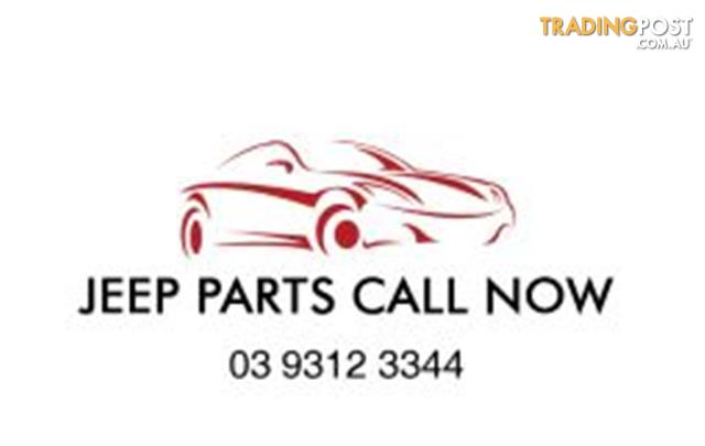 JEEP PARTS, JEEP CHEROKEE PARTS, PATRIOT PARTS, GRAND CHEROKEE PARTS, JEEP WRECKER CALL 03 9312 3344
