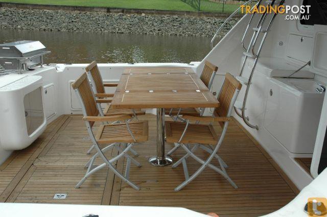 Teak Line Deck Chair Tl880 For Sale In Runaway Bay Qld