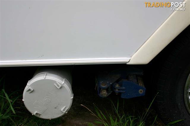 Creative 2008 Jayco Expanda Caravan With Bathroom  14445 For Sale In Acton