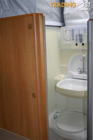 Amazing JAYCO POPTOP EXPANDA SHOWERTOILET 1439 For Sale In SEAFORD Victoria