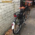 CLASSIC BLACK VINTAGE STYLE CRUISER DUTCHIE BIKE BICYCLE NEW