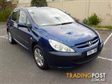 2005 PEUGEOT 307 XS HDI 1.6 MY06 UPGRADE 5D HATCHBACK