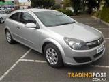 2006 HOLDEN ASTRA CD AH MY06 3D COUPE