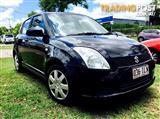 2005 SUZUKI SWIFT EZ 5D HATCHBACK