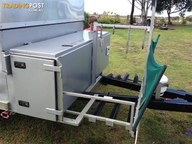 Wonderful Awesome Custom Offroad Camper  RV Amp Camper