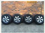 Tyres and rim package