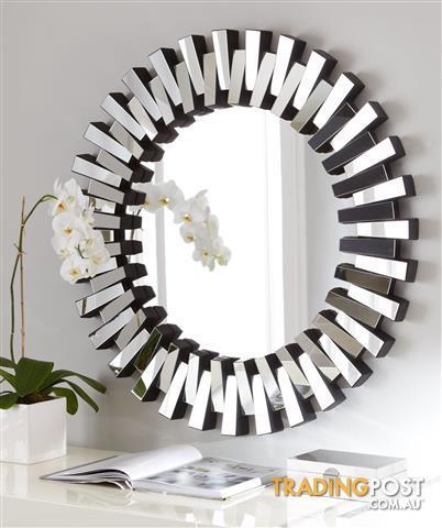 Wall Mirror Decorative Sunburst Modern, Large Decorative Wall Mirrors Australia