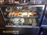 1200mm Display fridge from our cafe