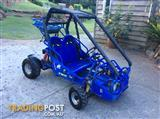 Off road 110cc kids buggy