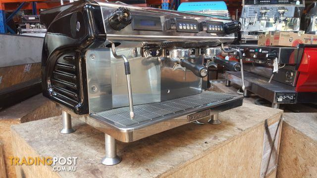 Expobar Ruggero 2 Group Espresso Commercial Cafe Coffee Machine Cheap Used No Mazzer Grinder