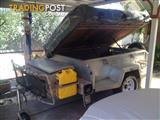 TRAVLLER DELUXE CAMPER TRAILER OFF ROAD 2016 CURRENT MODEL,AS NEW CONDITION