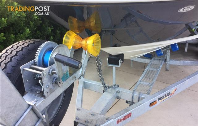 Boat Trailer Swiftco 6.90M (3000kg)
