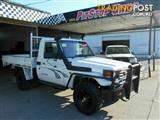 2004 Toyota Landcruiser (4x4) HZJ79R Cab Chassis
