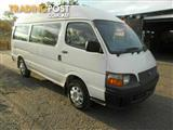 2002 Toyota Hiace Commuter LH184R Bus