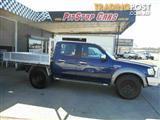 2007 Ford Ranger XLT (4x4) PJ Dual Cab Pick-up