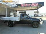 2008 Mazda BT-50 B3000 DX (4x4) 08 Upgrade Cab Chassis