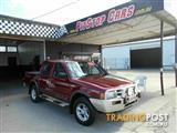 2000 Ford Courier GL (4x4) PE Crewcab
