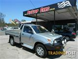 2006 Toyota Hilux SR (4x4) KUN26R 06 Upgrade Cab Chassis