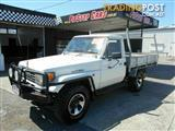 1992 Toyota Landcruiser (4x4) HZJ75RP Cab Chassis