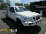 2008 Ford Ranger XL (4x4) PJ 07 Upgrade Super Cab Pick-up