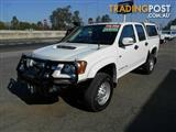 2010 Holden Colorado LX (4x2) RC MY10 Crew Cab P/Up