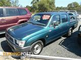 1998 Toyota Hilux  RZN149R Dual Cab Pick-up