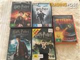 4 Harry Potter PC games & bonus Zuma PC game