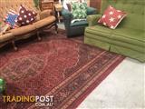 Huge Persian rug