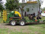 Kanga Mini Loader TD 825 with Plant