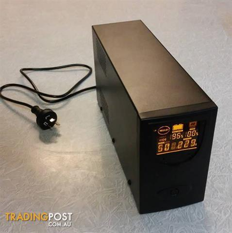 1500VA/900W  Line Interactive Uninterrupted Power Supply