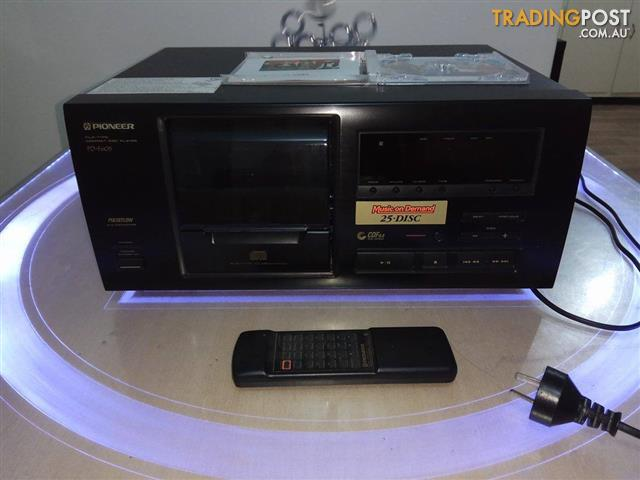 Pioneer 25 Disc Multi Player