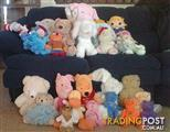 Great range of soft toys.